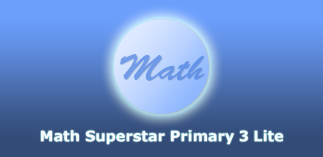 Math SuperstarP3 Lite – Math Superstars Worksheets